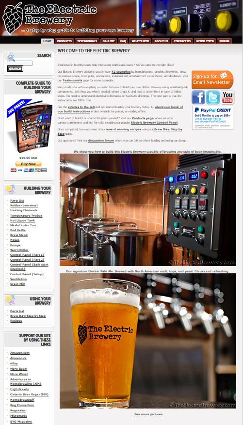 TheElectricBrewery